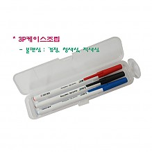 [BIC] 빅 라운드스틱 볼펜 3P세트