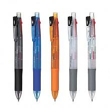 [제브라] 사라사 4색 볼펜