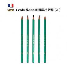 [BIC] 빅 에콜루션 연필 1P
